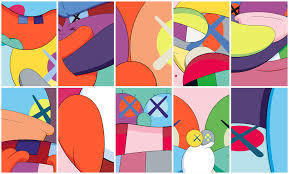 KAWS, 'No Reply (portfolio of 10)', 2015, Pop Fine Art