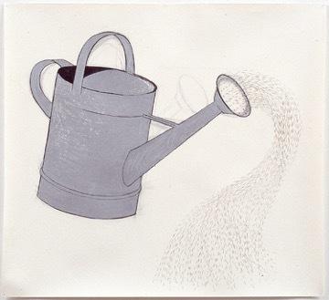 , 'Silver Spray ,' 1998, Dolan/Maxwell