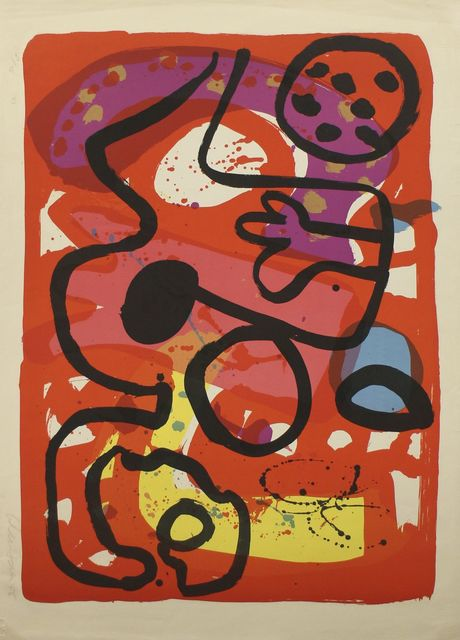 Alan Davie, 'Zurich Impression XI', 1965, Print, Screenprint in colours, Roseberys