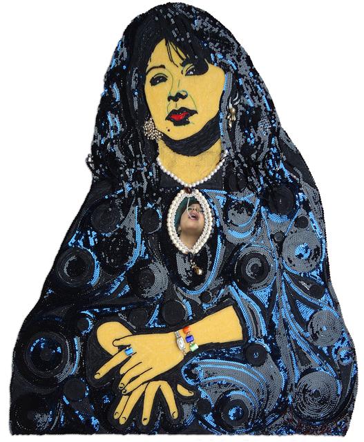 , 'Mona Lisa,' 2012, Carter Burden Gallery