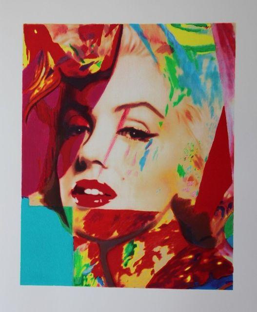 , 'Marilyn Staying in Her Domain,' , Barnett Fine Art