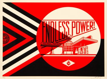 Endless Power Petrol Palace (Red)