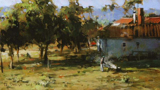 , 'Rural Landscape,' , Cutter & Cutter Fine Art