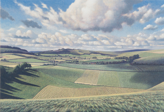 , 'Cloud Suck, Mere, Wiltshire - A Parallel Reality,' , Jonathan Cooper
