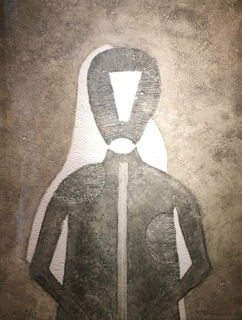 , 'Hombre en Gris (Man in Gray),' 1976, Latin American Masters