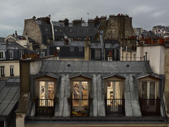 Gail Albert Halaban, 'Bis Rue de Douai, Pairs, 9E, Le 19 Mai', 2013, Jackson Fine Art