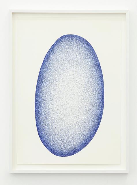 , 'Reykjavik Amorphousses (blue),' 2014, i8 Gallery