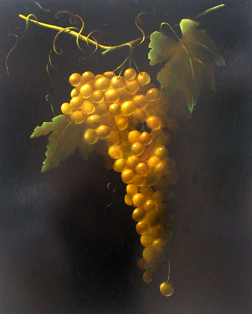 , 'Grapes (the sale of this work benefits the non-profit Zenith Community Arts Foundation),' , Zenith Gallery