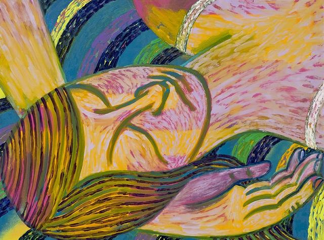 , 'Painter Sleeping,' 2016, Anna Marra Contemporanea