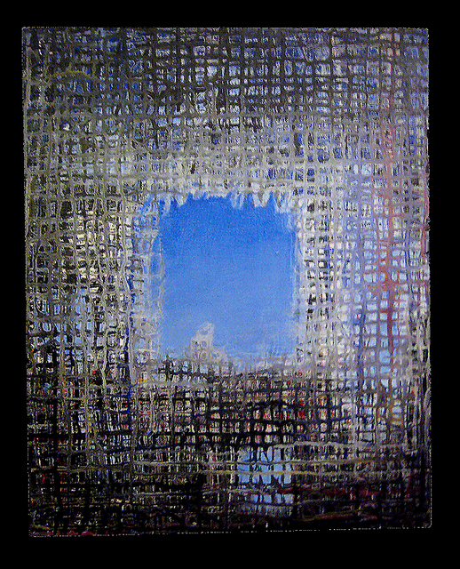 , 'Study for 9-11 ELEGY-Redemption Panel ,' 2001, Artists Studios