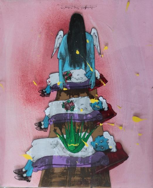 , 'The Last Farewell,' , Contemporary Art Platform Kuwait