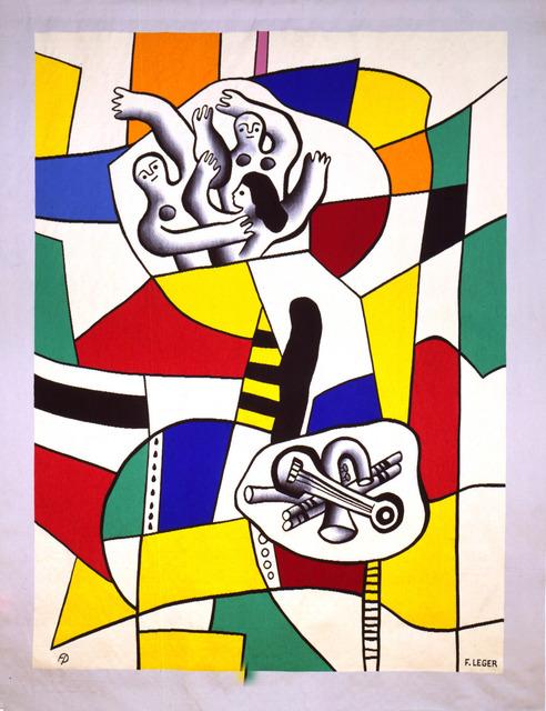 ", '""Sao Paulo"",' 1953/ c. 1980's, Jane Kahan Gallery"