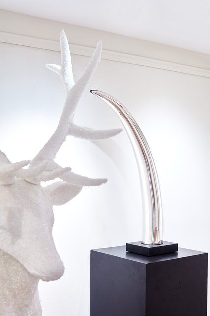 , 'Asian Elephant Tusks,' 2017, Mark Moore Fine Art
