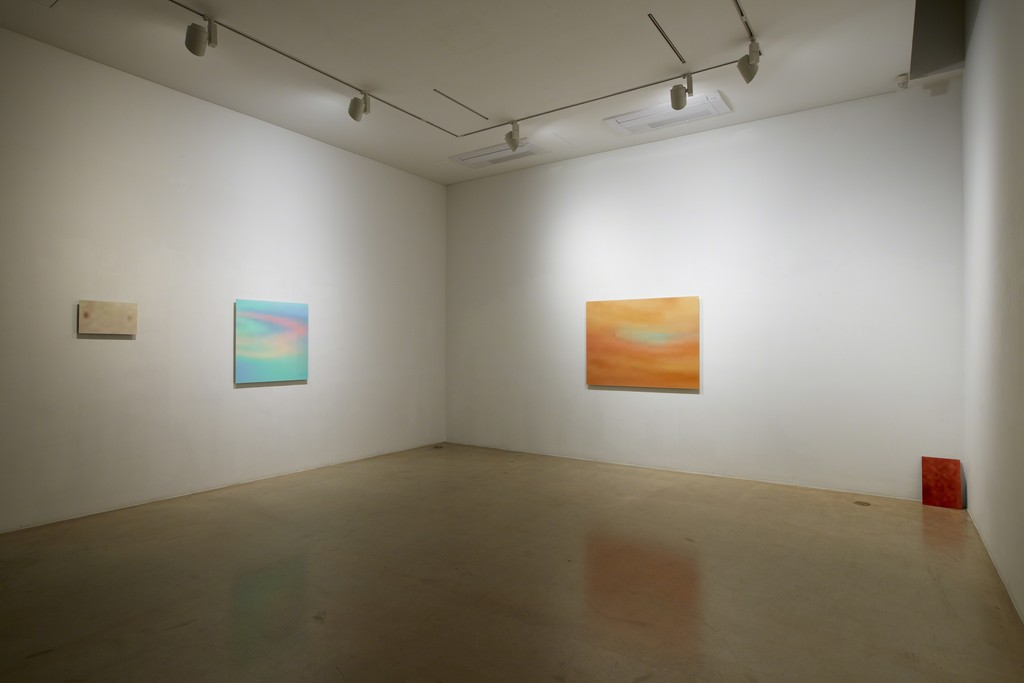 Erratic Routines, Installation view at ONE AND J. Gallery, 2014