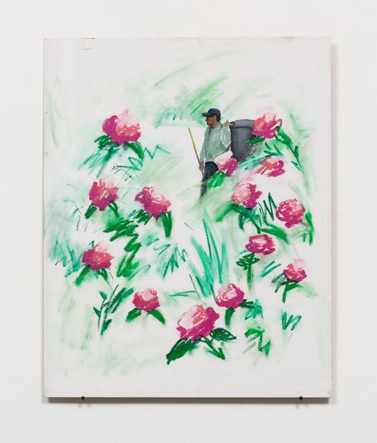 Ramiro Gomez, 'Jardin #1', 2015, Charlie James Gallery
