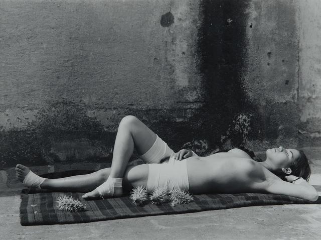 Manuel Álvarez Bravo, 'La Buena Fama Durmiendo (The Good Reputation Sleeping)', 1938, Phillips