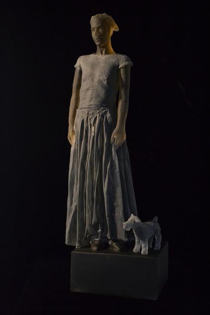 , 'Untitled (Girl with Dog),' 2015, Weinstein Gallery - Minneapolis