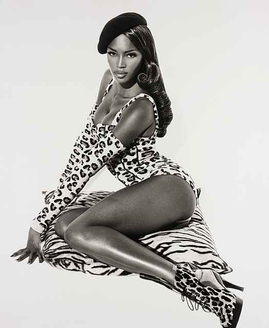 Herb Ritts, 'Naomi Seated, Hollywood', 1991, Phillips