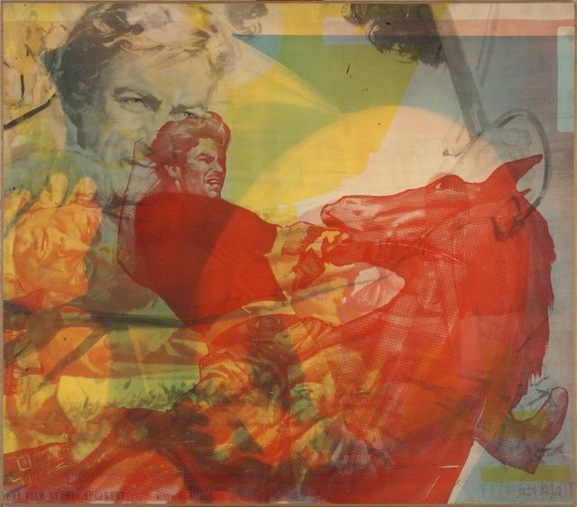 , 'Cavalcata selvaggia,' 1966, Robilant + Voena