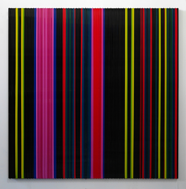 , 'Time (Michael Craig-Martin),' 2016, Hans Alf Gallery