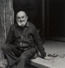 Three Photographs of Ansel Adams