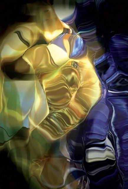 , 'Golden Punk,' 2013, Luisa Catucci Gallery