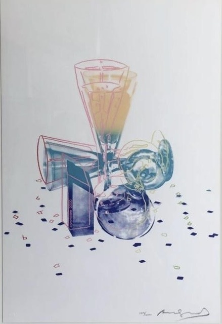 Andy Warhol, 'Committee 2000', 1982, Tate Ward Auctions