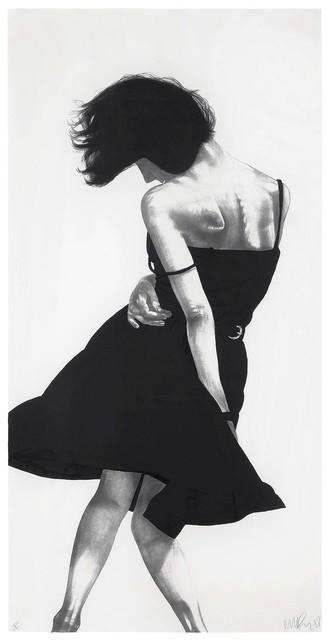Robert Longo, 'Meryl', 1988, michael lisi / contemporary art
