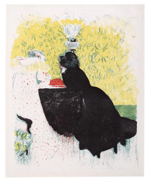 , 'Les Deux Belles-Soeurs,' 1899, David Tunick, Inc.