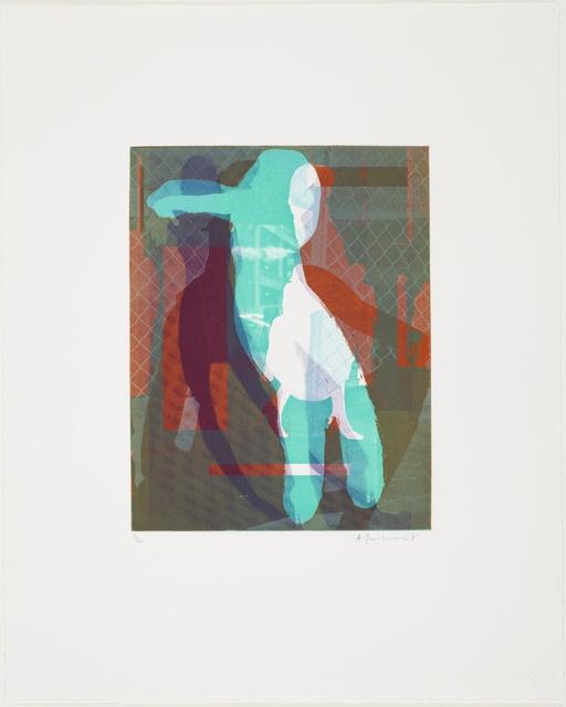 Angus Fairhurst, 'Unprinted 3,' 2006, Paul Stolper Gallery