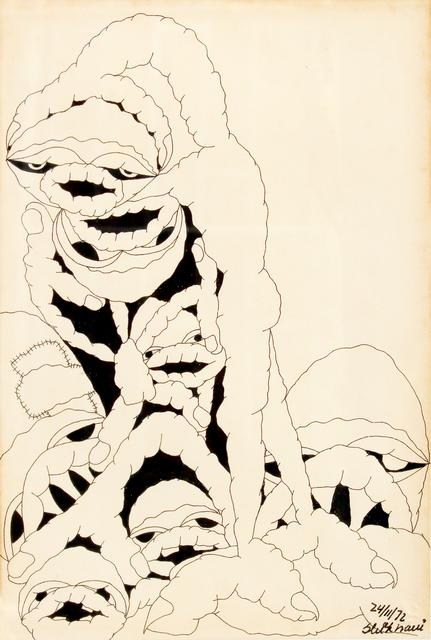 , 'Untitled,' 1972, Perve Galeria