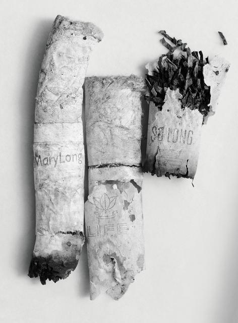 Natalie Czech, 'Mary Long / Life / So Long / Cigarette Ends', 2019, Kadel Willborn