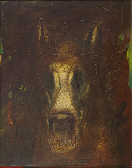, 'Untitled (Horse),' 1996, Dag Modern