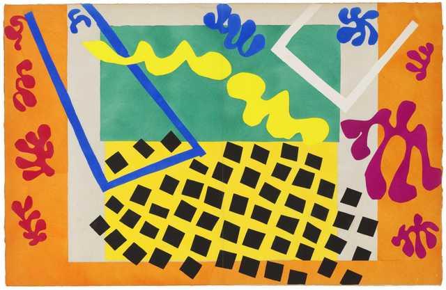 , 'The Codomas from Jazz,' 1947, Rosenfeld Gallery