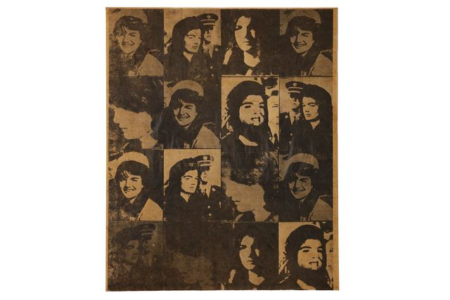 Andy Warhol, 'Two Jackie Kennedy Screenprints', 1966, Chiswick Auctions