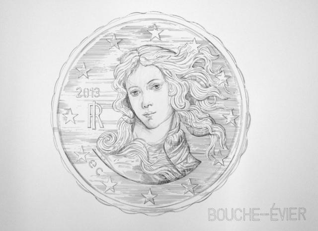 , 'BOUCHE-ÉVIER (DRAIN STOPPER - 10 EURO CENT),' , RAMPA