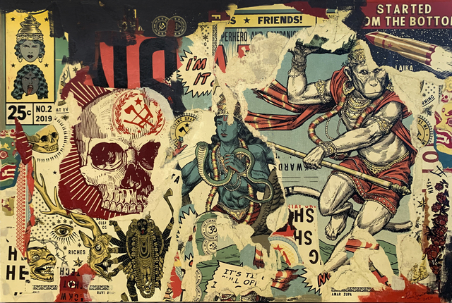 Ravi Zupa, 'FRIENDS', 2019, MAIA Contemporary