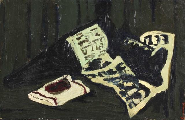 Titina Maselli, 'Still life Lucky Strike II', 1948, Bertolami Fine Arts