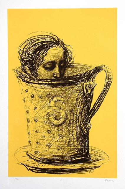 , 'Cup,' 2002, Moises Valdes Gallery.
