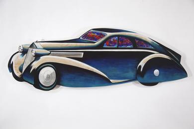 Joy Ride 2: 1925 Rolls Royce Phanom