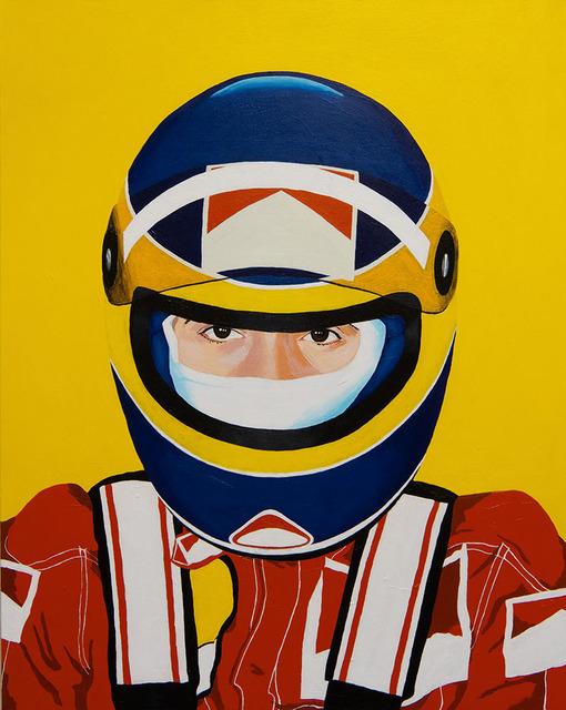 , 'Helmet,' 2018, New Art Projects