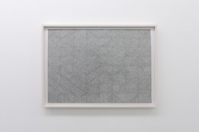 , 'Parallel Bend 53,' 2018, Bartha Contemporary