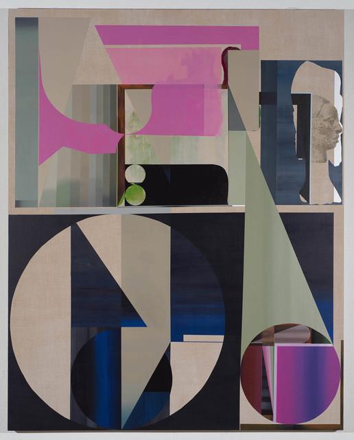 , 'Raag Mariposa,' 2018, Morgan Lehman Gallery