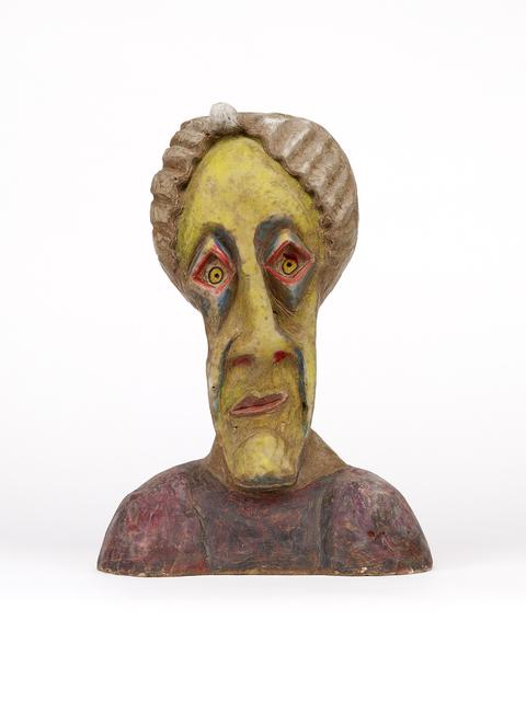 , 'Wahrsagerin,' 1994, Belvedere 21