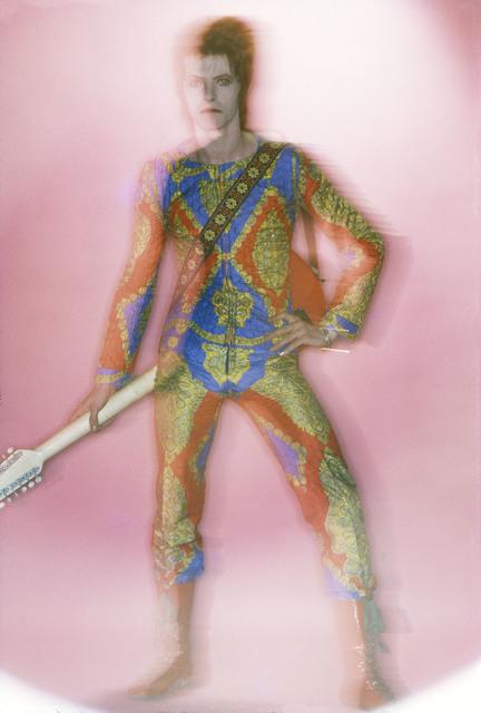 , 'David Bowie: Ziggy Stardust,' 1972, ElliottHalls