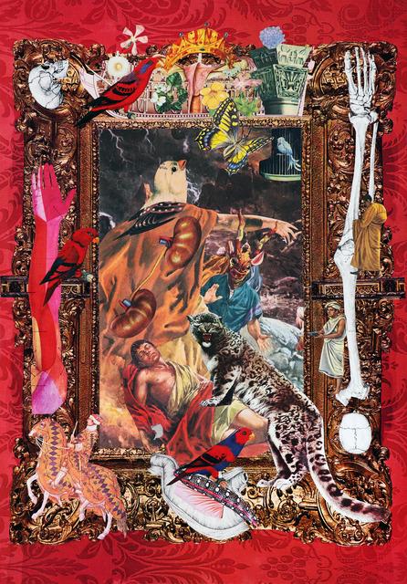 , 'Moses 2,' 2013, Isabel Croxatto Galería