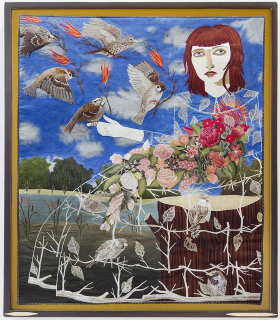 , 'In Spiritu,' 2016, Antieau Gallery