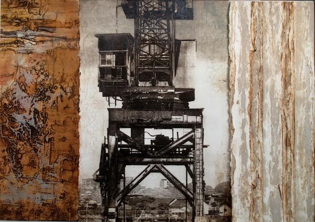 , 'Vestige IX,' 2014, Sydney Printmakers