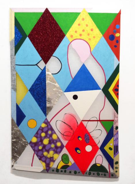 , 'Dead Rabbit,' 2015, Luis De Jesus Los Angeles