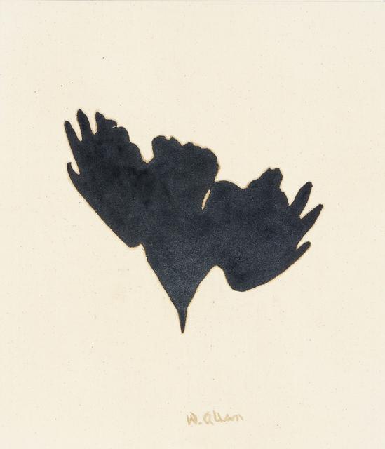 , 'Crow #11 ,' 2016, Anglim Gilbert Gallery